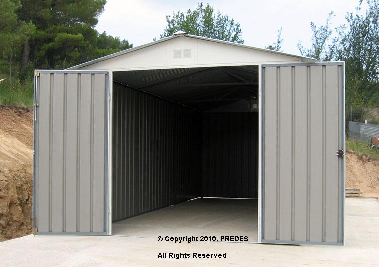 Predes almacenaje y almacenamiento almacenes y naves - Locales prefabricados ...
