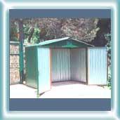 Casetas de jardin caseta para jardin casetas for Casetas metalicas jardin