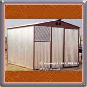 Casetas para obras caseta de obra casetas prefabricadas for Casetas metalicas prefabricadas