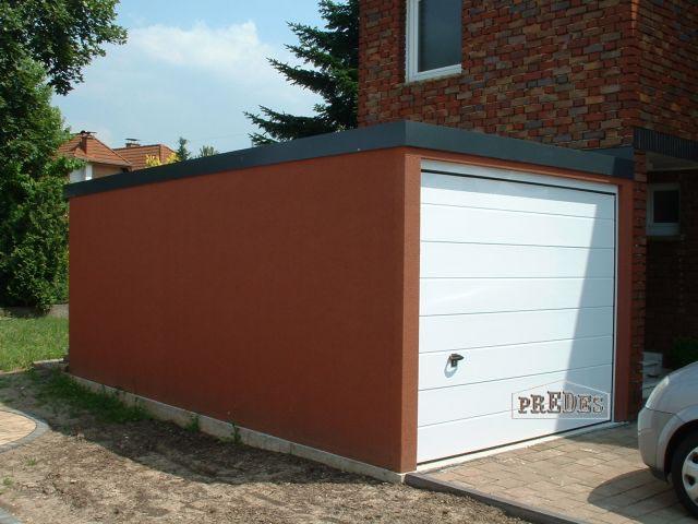 Garajes prefabricados de hormigon ideas de disenos for Cobertizos prefabricados