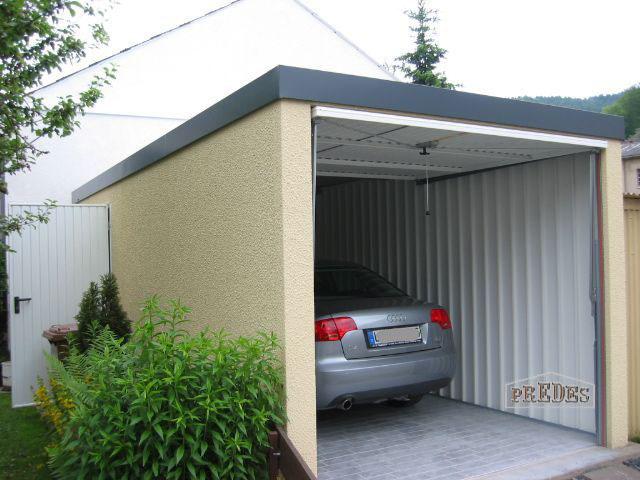 Garajes prefabricados para turismos garajes prefabricados for Casas en garajes