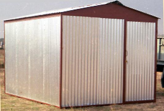 Modulos prefabricados y casetas prefabricadas de segunda for Casetas jardin segunda mano